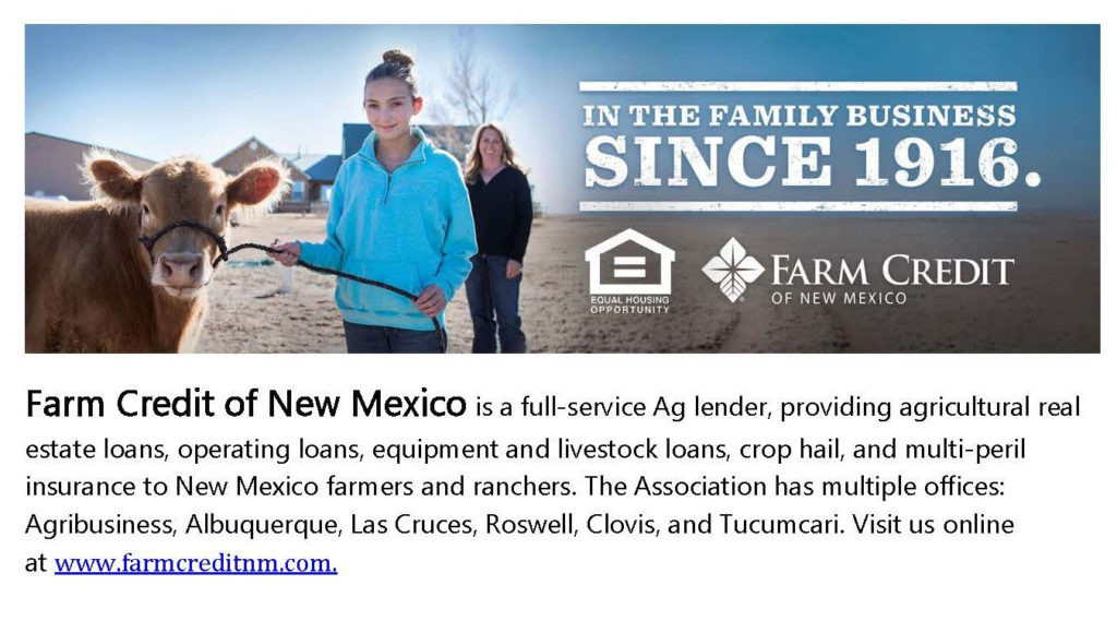 Farm Credit of New Mexico